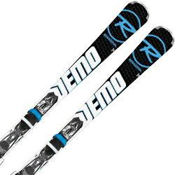 ロシニョール DEMO DELTA XPRESS + XPRESS 11 B83 Black Blu...
