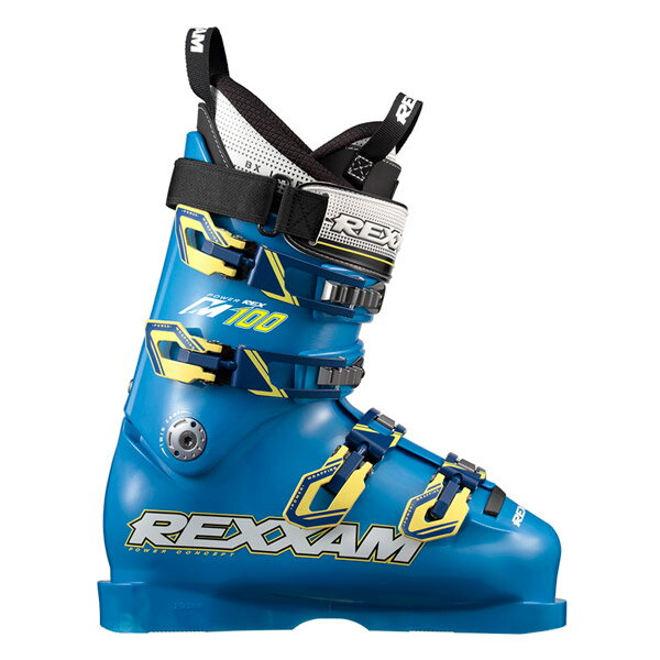 【予約受付中】★REXXAM〔レクザム スキーブーツ〕<2018>Power REX-M M100:スキー専門店 大阪タナベスポーツ