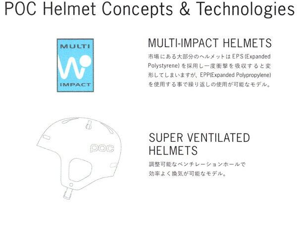 19-20POC〔ポックスキーヘルメット〕<2020>AuricCutBackcountrySPIN〔オーリックカットバックカントリーSPIN〕〔HG〕