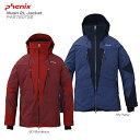 【18-19 NEWモデル】PHENIX〔フェニックス スキーウェア ジャケット〕<2019>Mush 2L Jacket PA872OT22【...