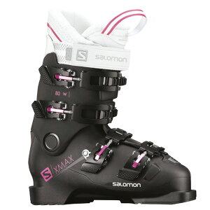 SALOMON〔サロモン レディース スキーブーツ〕<2019>X MAX 80 W 【送料無料】 レディース