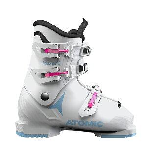 【19-20NEWモデル】【予約受付中】ATOMIC〔アトミック ジュニア キッズ スキーブーツ〕<2020>HAWX GIRL 3〔ホークス ガール 3〕