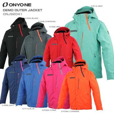 ON・YO・NE オンヨネ スキーウェア ジャケット 2020 DEMO OUTER JACKET デモアウタージャケット ONJ92041送料無料 19-20 【X】