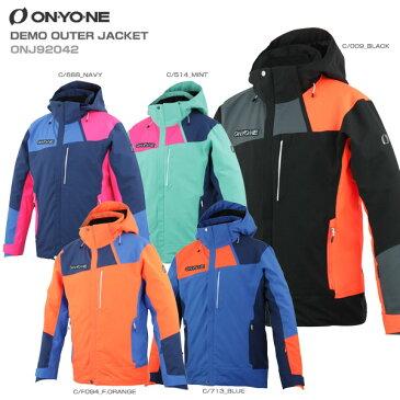 ON・YO・NE オンヨネ スキーウェア レディース ジャケット 2020 DEMO OUTER JACKET デモアウタージャケット ONJ92042送料無料 19-20 【X】