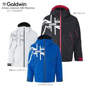 【ウェア全品P5倍!11/3 12:00まで】スキー ウェア GOLDWIN ゴールドウィン メンズジャケット 2020 Atlas Jacket GB Replica G11928RP F 19-20 旧モデル