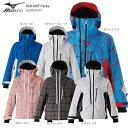 スキー ウェア MIZUNO ミズノ レディース ジャケット 2020 KSK-NXT Parka Z2ME9341 19-20 旧モデル