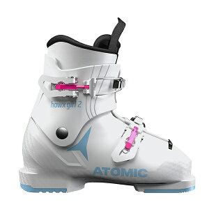 【ポイント5倍!】【19-20早期予約】ATOMIC〔アトミック ジュニア キッズ スキーブーツ〕<2020>HAWX GIRL 2〔ホークス ガール 2〕【FN】