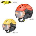 CP〔シーピー スキーヘルメット〕<2019>CAMURAI 〔カムライ...
