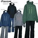 ONYONE〔オンヨネ スキーウェア メンズ〕<2021>O