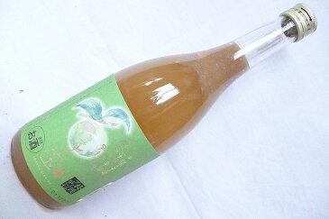 子宝 プレミアムリッチ梅酒 (果肉入り超濃厚梅酒) 720ml【山形・楯の川酒造】