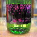 日本酒 山和 やまわ 純米吟醸 spring スプリング 夜桜ラベル 1800ml 1800ml 宮城 山和酒造店