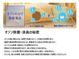 オーニット低濃度オゾン除菌脱臭機爽やかイオンプラス(10畳):CS-4オゾン発生量1.0-4.0mg/h単100V4W∴∴