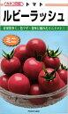 ミニトマト 種 『ルビーラッシュ』 小袋(19粒) カネコ種...