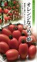 ミニトマト 種 『オレンジなつめっ娘。』 100粒 丸種