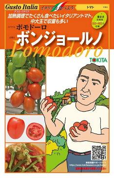 トキタ種苗 トマト ボンジョールノ 小袋