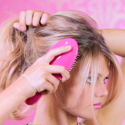 【公式】タングルティーザー正規品ブラシTANGLETEEZERザ・アルティメットヘアケアヘアブラシくしまとめ髪ヘアスタイルがキマる簡単ヘアアレンジ
