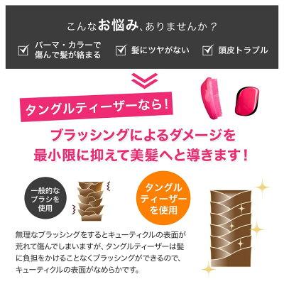 【公式】タングルティーザー正規品TANGLETEEZERコンパクトスタイラー