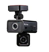 2カメラ一体型ドライブレコーダーS-CREWISDR-200