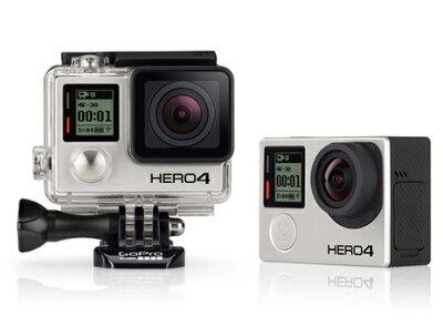 GoPro SHOP 限定販売商品 GoPro HERO4 ブラックエディション(アドベンチャー) CHDHX-401-J...