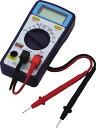 TRUSCO デジタルマルチテスタ TDE-200ATRUSCO デジタルマルチテスタ TDE200A/1個【2743507】