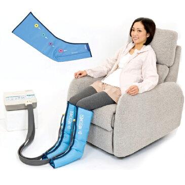 「家庭用エアマッサージ器」ドクターメドマー(Dr.MEDOMER) DM-6000 ショートブーツセットx脚用ショートブーツ(SB-6000) 【smtb-s】