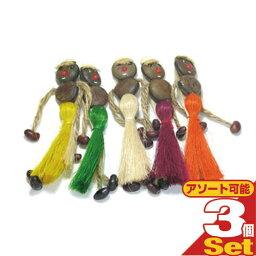 『ネコポス送料無料』『開運グッズ』『正規品』ボージョボー人形(Wishing Doll Bo jo Bo Dolls) ホログラムシール付き x 3個セット(アソート可能) 【ネコポス】【smtb-s】
