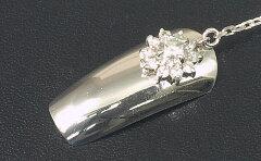 【 送料無料 】ネイルチップ ( つけ爪 ) 天然ダイヤモンド プラチナ900・プラチナ850 【 ネイル...