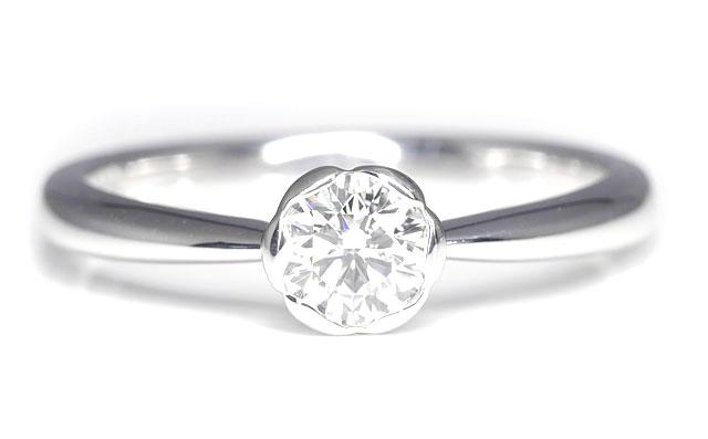 ブライダルジュエリー・アクセサリー, 婚約指輪・エンゲージリング  () 900 0.365ct, H, VS-1, () ()