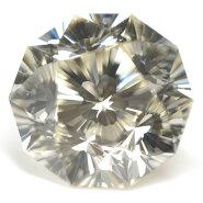 【10角形】天然ダイヤモンドルース(裸石)0.543ct,Mカラー,VVS-1【桜の花びら/さくら/サクラ】【中央宝石研究所ソーティング袋付】