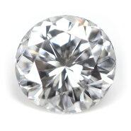 天然ダイヤモンドルース(裸石)0.208ct,Hカラー,VS-1,106面体中央宝石研究所ソーティング