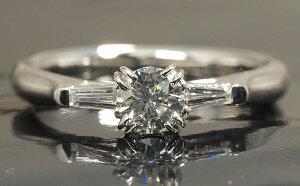セミオーダーリング(指輪)ラウンドブリリアントカットPt900(プラチナ900)【凛として気高い美しさです】