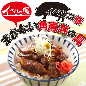 イベリコ豚 ベジョータ まかない 豚丼の具【お得パック】(120g×3)⇒【RCP】