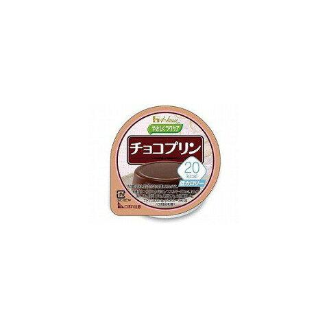 介護食 やさしくラクケアシリーズ 20kcalチョコプリン 82972 60g×10個