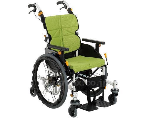 ネクストコア・くるり 自走用車いす NEXT-70B 低床タイプ 座幅40cm 車椅子 介護用品 hkz 福祉用具 通販:タノシニア