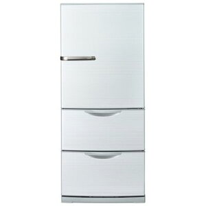 272L冷蔵庫 ブライトシルバー (AQR271CS)【カード決済OK】AQUA 272L冷蔵庫 ブライトシルバー AQ...