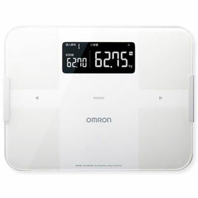 身体測定器・医療計測器, 体重計・体脂肪計・体組成計  HBF-255T-W