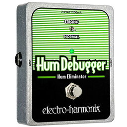 エレクトロ・ハーモニックス エフェクター ハム・エリミネーター Hum Debugger 【国内正規品】 0683274010625