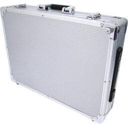 KC エフェクターケース EC-65/SV シルバー (内寸 495 x 350 x 65+20mm) 4534853663304