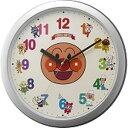 リズム時計 アンパンマンM713 4KG713-M19