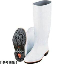 弘進ゴム 弘進ザクタス調理場用長靴Z-01白((耐油性) 28) SNG13280