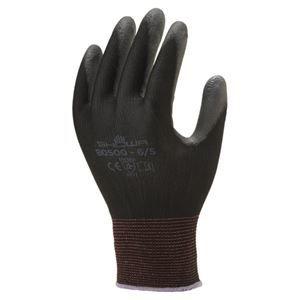 その他 ショーワグローブ パームフィット手袋B0500ブラック S 10双 ds-1825990