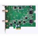 PLEX PCI-Ex+ 内部USB 端子接続 地上デジタル・BS・CS マルチテレビチューナー PX-MLT8PEの商品画像