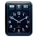 フルオートマテイックカレンダークロックの老舗スイスの拠点のトウエンコ社の電波掛け時計ベスト商品です。TWEMCO rc-12a-b