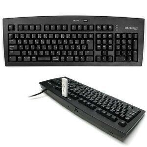 Matias USB2.0 Keyboard for PC/Black ((日本語・JIS配列))Matias USB2KPCB-JP