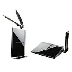 無線コンバーター/TV用/11an/ルーター・子機セットモデル (LANWH300AN/RCV)ロジテック LAN-WH30...