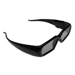 3DTV向け自動赤外線同期機能搭載 3Dグラス (LELNS3D01)ルックイースト LE-LNS3D01
