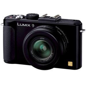1010万画素 LUMIX LX7シリーズ 光学3.8倍ズーム (ブラック) (DMCLX7K)パナソニック DMC-LX7-K【...