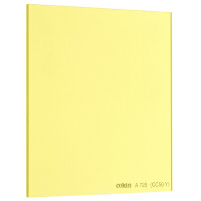 cokin コッキン A729YELLOW CC FILTER (CC50Y) CCフィルター 0085831167290