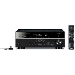 AirPlayなどに対応した最新ネットワーク機能AVレシーバー (ブラック) (RXV473)ヤマハ RX-V473