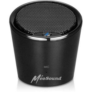 Bluetoothスピ-カ-(Siri対応) MeoSound MS003BK (MEOSUND003/BK)加賀コンポーネント Bluetooth...